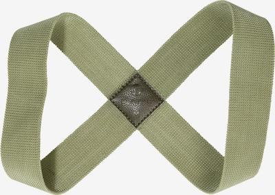 Bandă bahé yoga pe verde deschis, Vizualizare produs