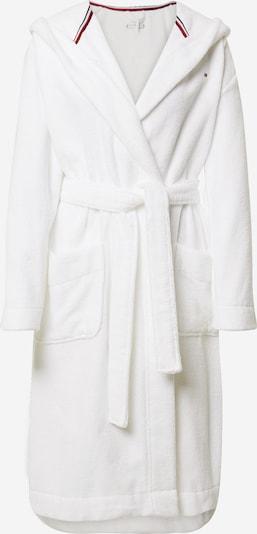 Ilgas vonios chalatas iš Tommy Hilfiger Underwear , spalva - balta, Prekių apžvalga
