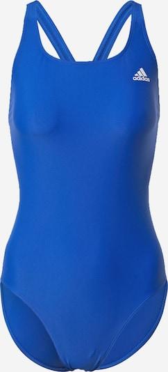 ADIDAS PERFORMANCE Maillot de bain sport en bleu roi, Vue avec produit