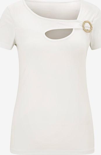 Patrizia Dini by heine Shirt in ecru, Produktansicht