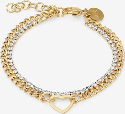 Guido Maria Kretschmer Jewellery Armband in gold, Produktansicht
