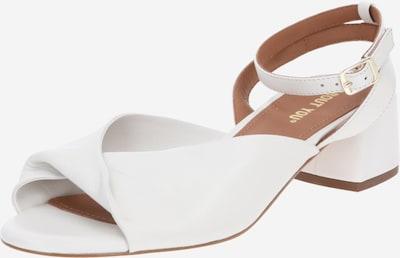 ABOUT YOU Sandále 'Bianca' - šedobiela, Produkt