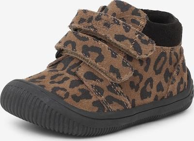 WODEN Kids Sneaker in karamell / schwarz, Produktansicht