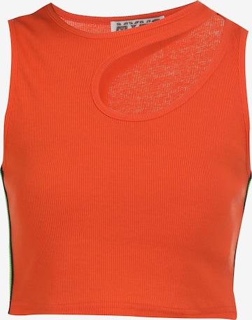 myMo ATHLSR Top in Orange