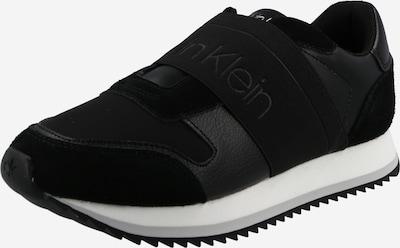 fekete Calvin Klein Rövid szárú edzőcipők, Termék nézet