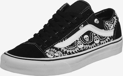 fekete / fehér VANS Rövid szárú edzőcipők 'UA Style 36', Termék nézet