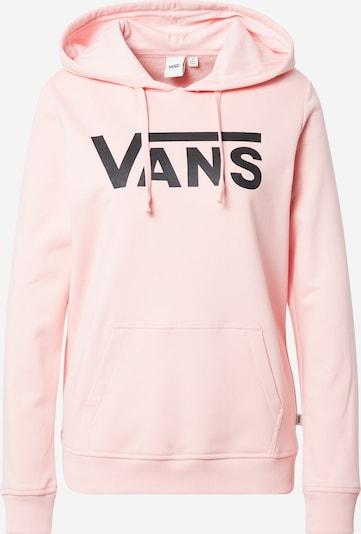 VANS Sweatshirt in Pink / Black, Item view