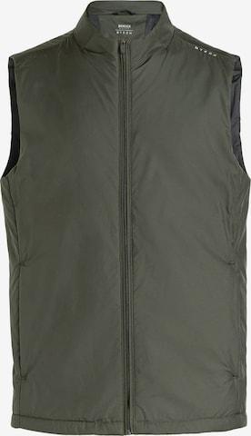 Boggi Milano Vest 'Alpha' in Green