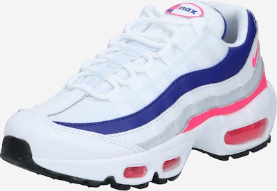 Nike Sportswear Sneaker low i blå / lyserød / hvid, Produktvisning