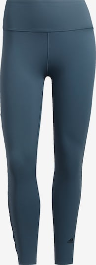ADIDAS PERFORMANCE Leggings in petrol, Produktansicht
