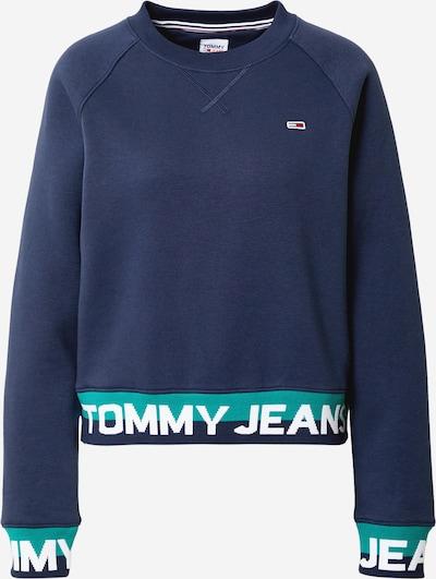 Tommy Jeans Sweatshirt i navy, Produktvisning