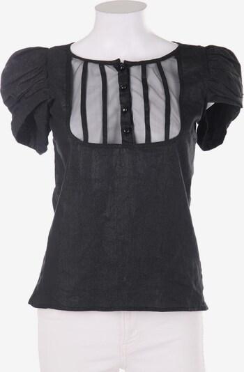 BRUUNS BAZAAR Blouse & Tunic in M in Black / Silver, Item view