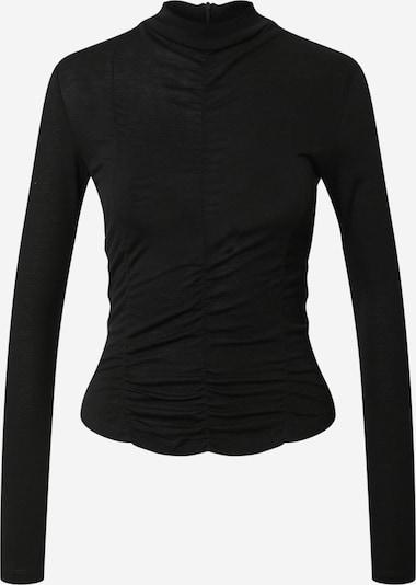 EDITED Majica 'Tilde' | črna barva, Prikaz izdelka