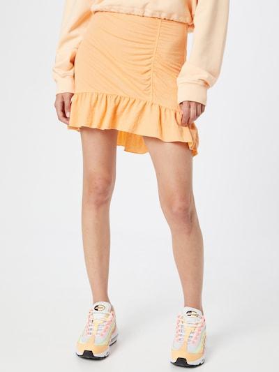 Gina Tricot Пола 'Annie' в оранжево: Изглед отпред