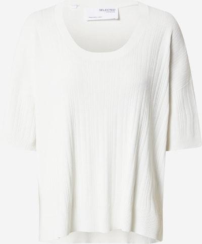 SELECTED FEMME Trui 'WILMA' in de kleur Wit, Productweergave