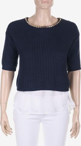 Silvian Heach Sweater & Cardigan in XXS in Blue