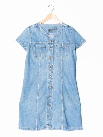 Lizwear Jeanskleid in L in Blau