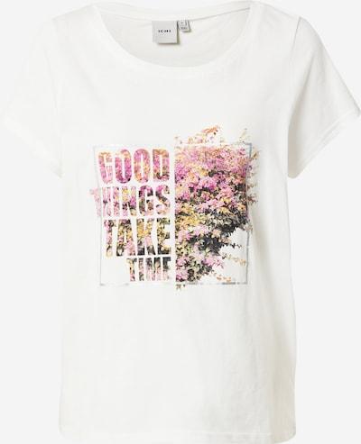 ICHI Koszulka w kolorze mieszane kolory / białym, Podgląd produktu