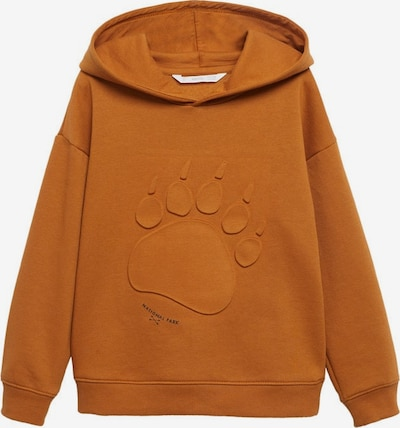 MANGO KIDS Sweatshirt i ockra, Produktvy