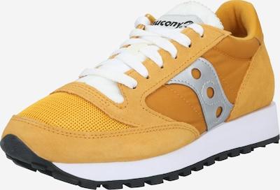 saucony Chaussure de sport 'Jazz' en jaune d'or / argent / blanc, Vue avec produit