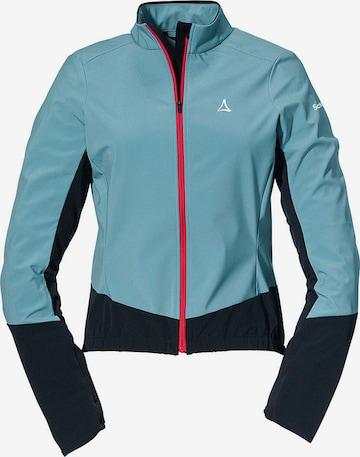 Schöffel Athletic Jacket in Blue