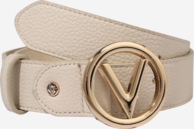Valentino Bags Ceinture en crème, Vue avec produit