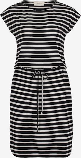 Cartoon Sommerkleid ohne Arm in schwarz / weiß, Produktansicht