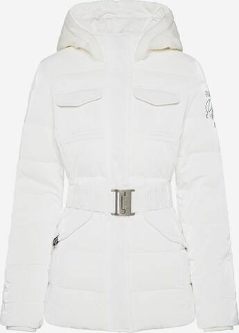 Soccx Between-Season Jacket in White
