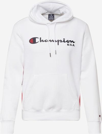 Champion Authentic Athletic Apparel Sweatshirt in navy / rot / weiß, Produktansicht
