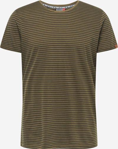 Ragwear Shirt 'STRACY' in oliv / schwarz, Produktansicht