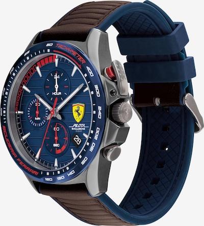 Scuderia Ferrari Analoguhr in braun / mischfarben, Produktansicht