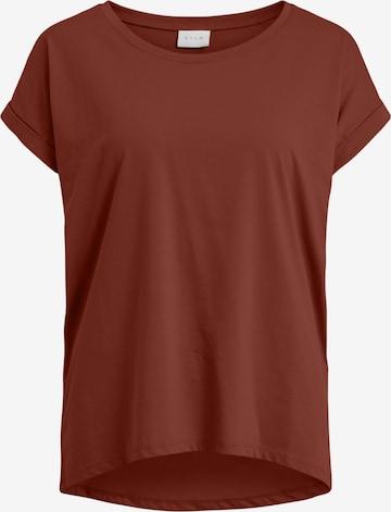 VILA Shirt 'Dreamers' in Red