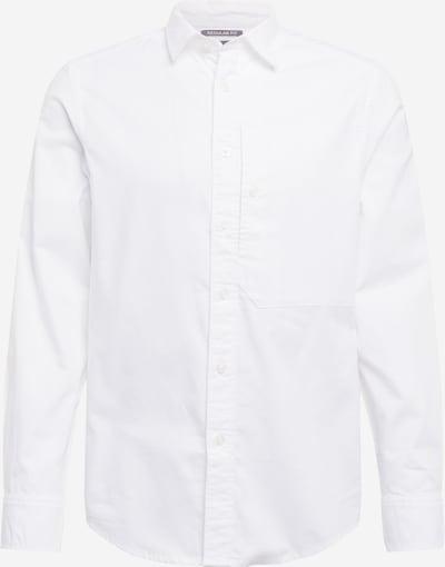 G-Star RAW Businessskjorta 'Oxford' i vit, Produktvy