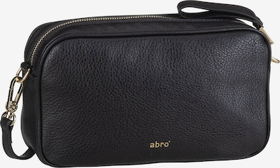 ABRO Umhängetasche 'Tina' in schwarz, Produktansicht