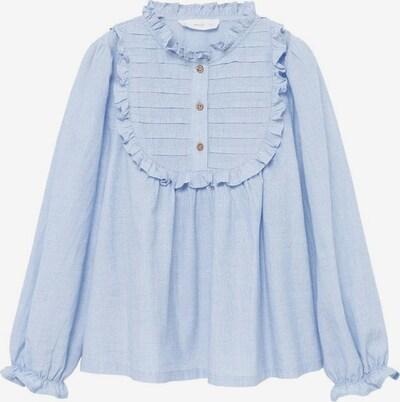 MANGO KIDS Bluse 'Laiet' in hellblau, Produktansicht