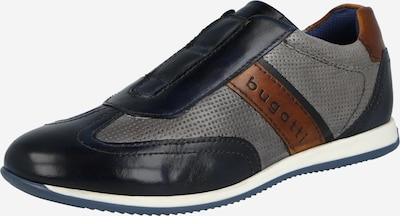 bugatti Athletic lace-up shoe in beige / night blue / cognac, Item view