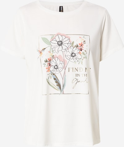 DeFacto Shirt in Ecru / Mixed colours, Item view