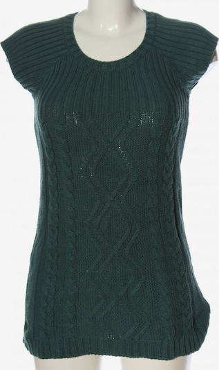 BOYSEN'S Kurzarmpullover in XXS in grün, Produktansicht