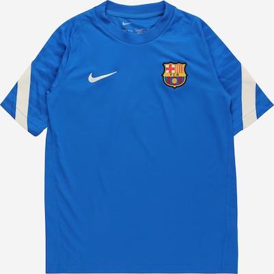 NIKE Sportshirt 'FC Barcelona' in royalblau / goldgelb / limone / schwarz / weiß, Produktansicht
