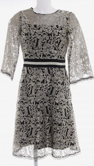 KAREN BY SIMONSEN A-Linien Kleid in XS in gold / schwarz: Frontalansicht