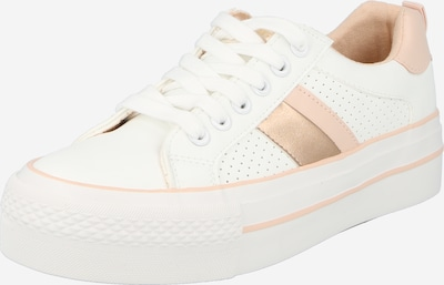 Refresh Sneakers low in Nude / White, Item view