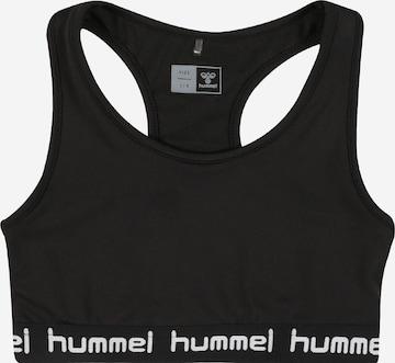 Hummel Sports Top 'Mimmi' in Black