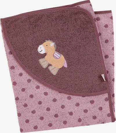 STERNTALER Handtuch in pink / rosa, Produktansicht