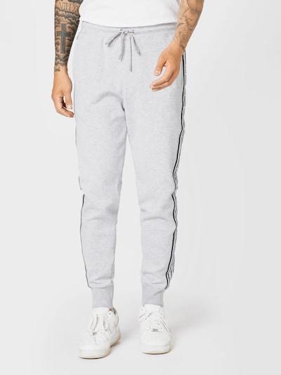 Pantaloni Michael Kors pe gri deschis / negru, Vizualizare model