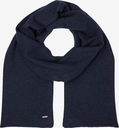 DreiMaster Klassik Sjaal in de kleur Marine, Productweergave