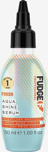 Fudge Serum 'Aqua Shine' in blau / rot, Produktansicht