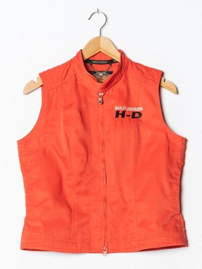 Harley Davidson Weste in S-M in rot, Produktansicht
