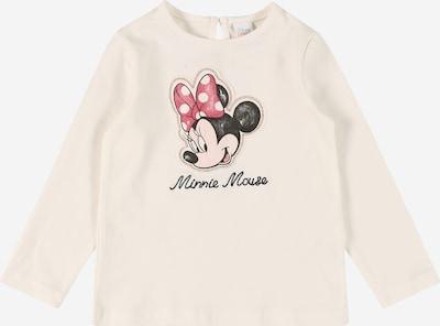 OVS T-Shirt in nude / pink / schwarz / weiß, Produktansicht