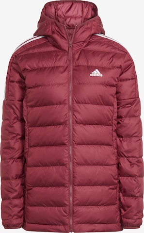 ADIDAS PERFORMANCE Outdoor Jacket in Red