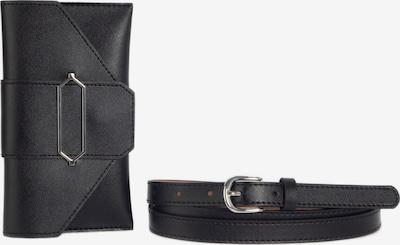 TAMARIS Tamaris Gürtel mit Tasche in schwarz, Produktansicht